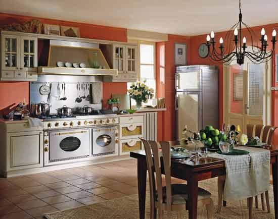 Blocchi cucina in stile country - Cucine corradi rivenditori ...