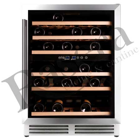 Cantinetta 2 temperature DUNAVOX mod. DX-51.150DSK h.82cm.