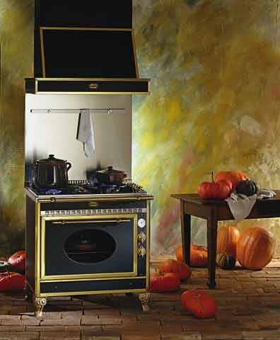 Cucine A Gas Stile Country Prezzi | Oostwand